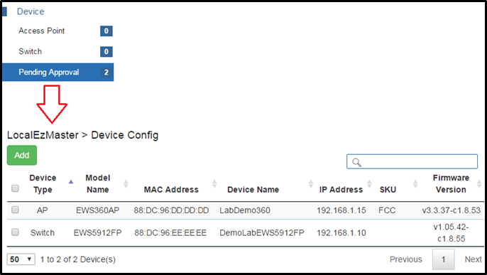 How to Migrate from EWS Switch to ezMaster – Help Center