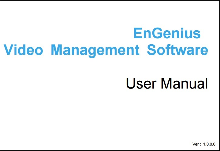 How to add camera to the VMS Software? – Help Center | EnGenius