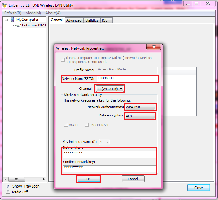 Can you set up the EUB9603H as an Access Point? – Help Center | EnGenius